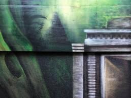 Viva Colores Graffiti Sprayer Sprayen Wandbild Malerei Gestaltung Malen Sprüher Sprühen