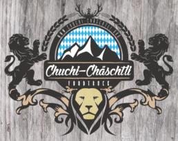 Viva Colores Chuchi Chäschtli Foodtruck Restaurant Food Werbung Print Grafik Grafikdesign Logo Logodesign