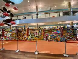 Viva Colores Shoppi Tivoli Kugelbahn Riesenkugelbahn Kids Event Eventspiele Kreativ Basteln